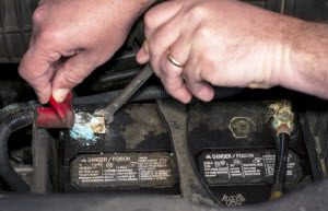 How to Clean Battery Terminals