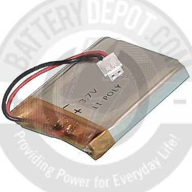 Cordless phone battery for RCA 9B-0550 Array