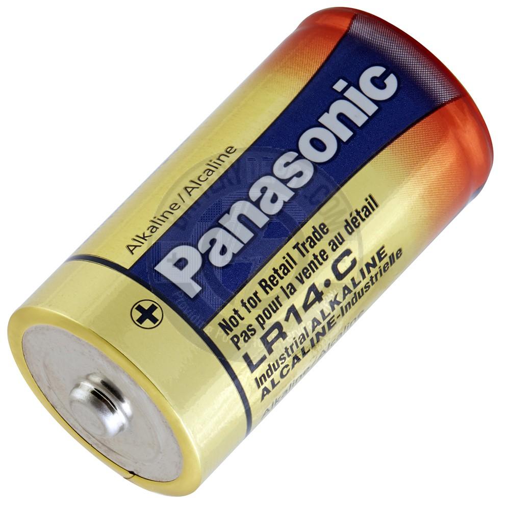 C Panasonic battery