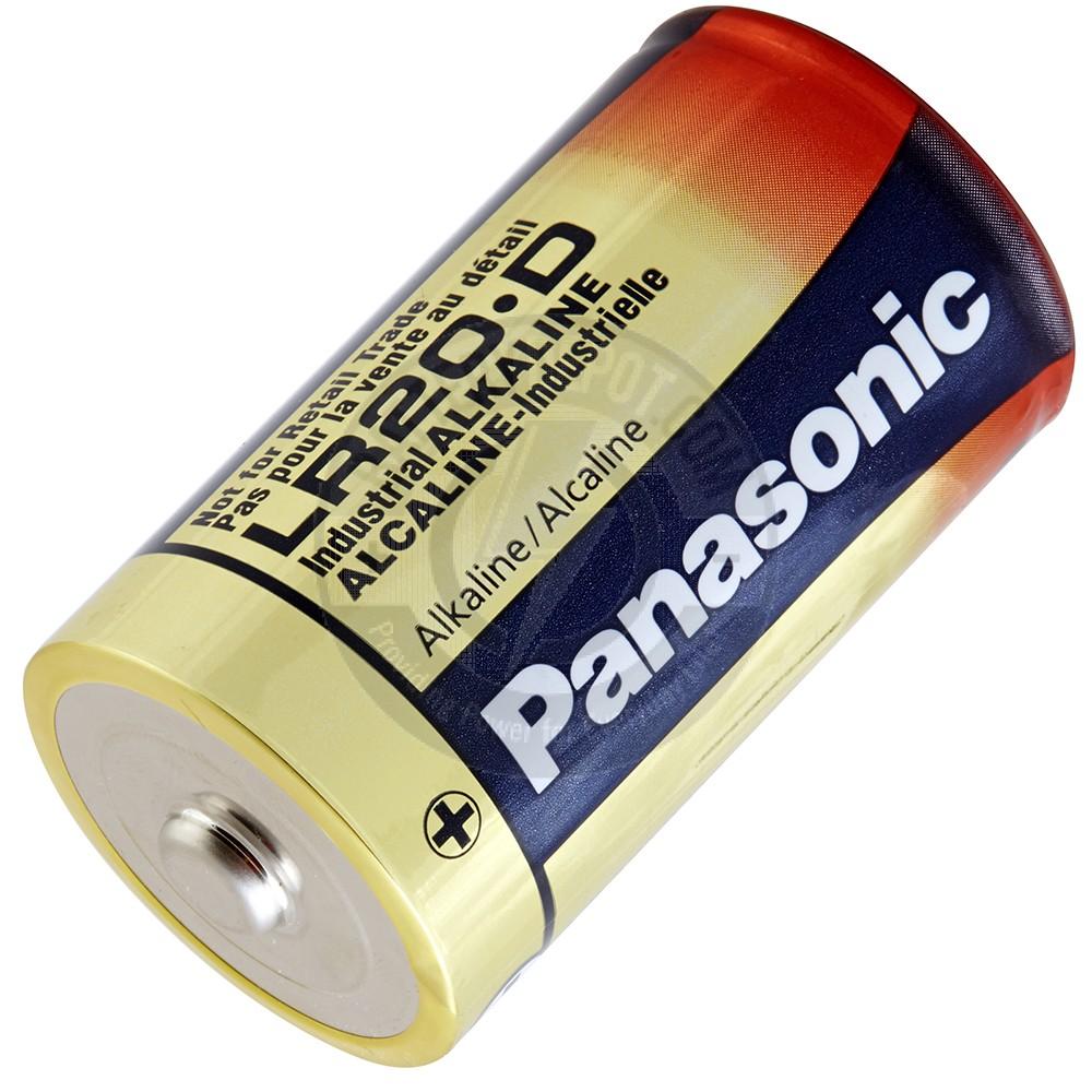 D Panasonic battery