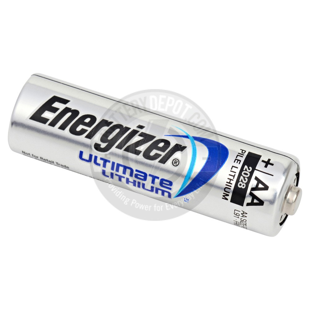 Energizer L91 Lithium Aa Battery Bc 2550 Lithium