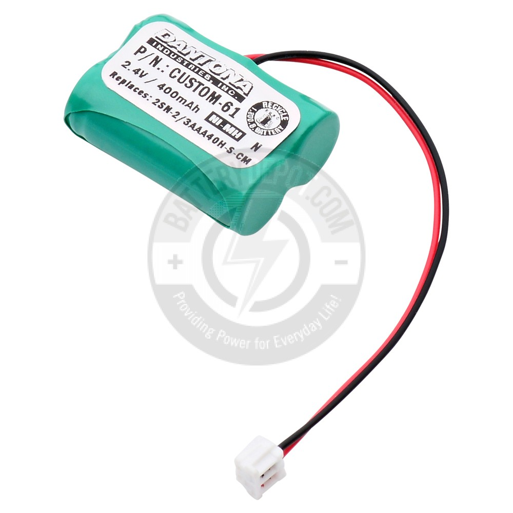 Pager Battery for JTech