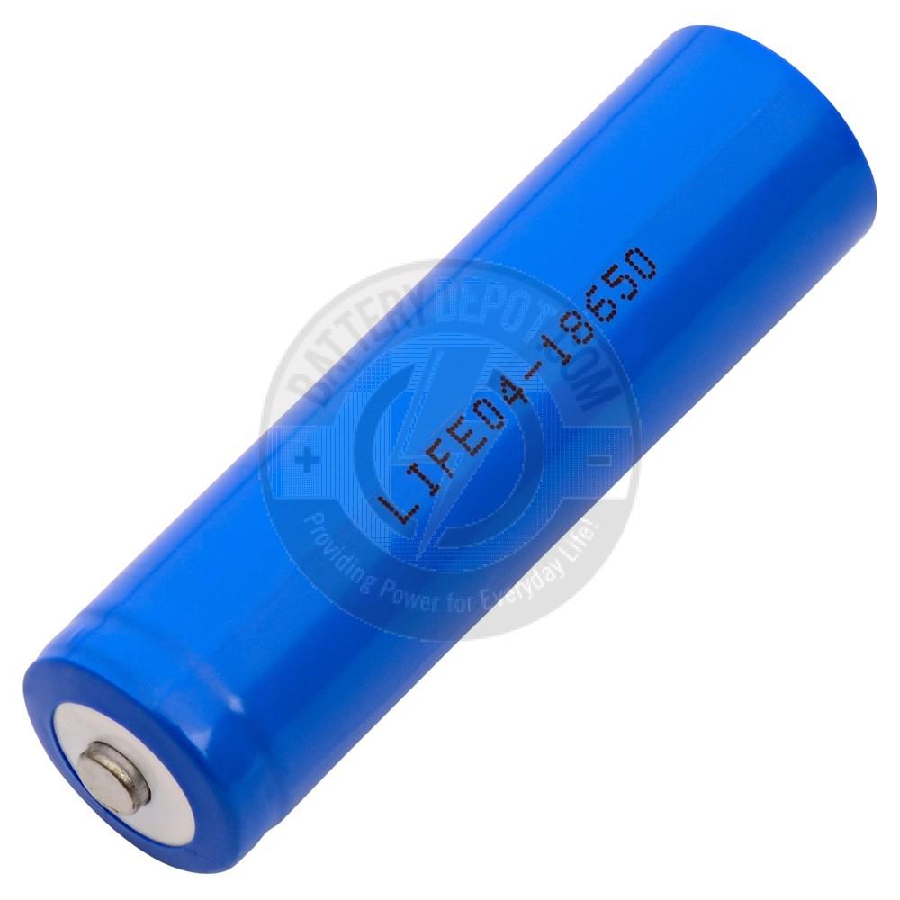 18650 LiFePO4 battery