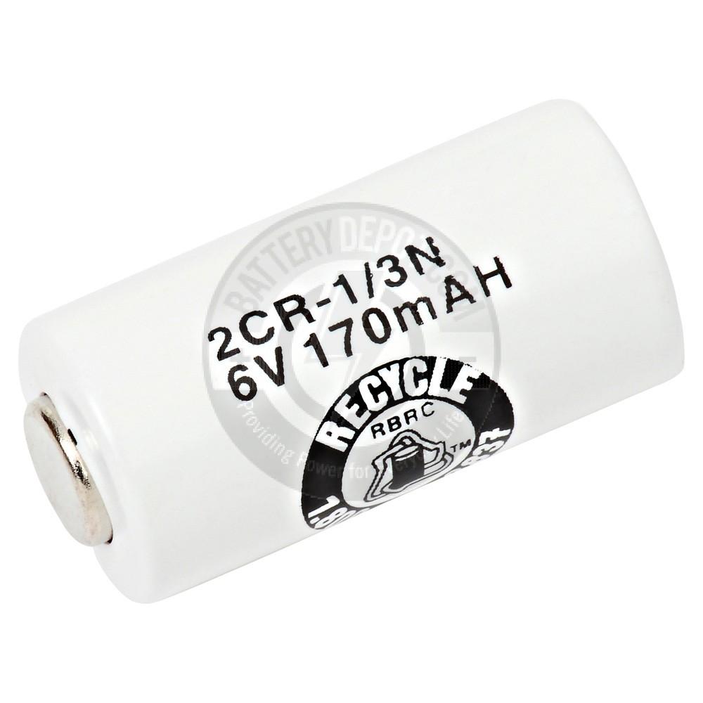 2CR1/3N Battery