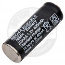 Rechargeable 2/3AAA battery