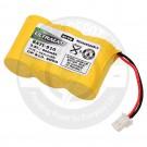 Cordless phone battery for Cobra & Escort