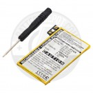 Cell phone battery for Apple iPhone 3GS