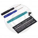 Cell phone battery for Apple iPhone 4S