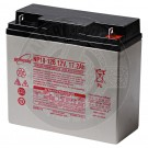 12v 18Ah Sealed Lead Acid Battery with Nut & Bolt Connectors