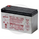 12v 7Ah Sealed Lead Acid Battery with F1 Terminals