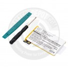 Cell phone battery for Apple iPhone 3rd Gen