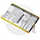 Portable Reader Battery for Ectaco Jetbook E-Book Reader