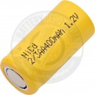 Rechargeable 2/3AA battery