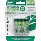 Rechargeable AAA battery