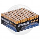 UltraLast AAA battery, 100 pack