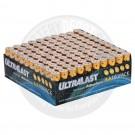 UltraLast AA battery, 100 pack