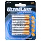 UltraLast AA battery, 4 pack