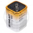 UltraLast 6v spring top lantern battery