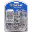 Ultralast Rechargeable CR123 Charger Kit