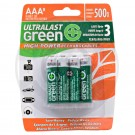 Rechargeable AAA battery