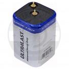 UltraLast heavy duty 6v screw top lantern battery