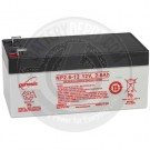12v 2.6Ah Sealed Lead Acid Battery with F1 Terminals